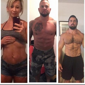 Big weekend for 1020life These three have made weight easilyhellip