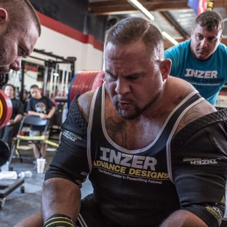 Power Rack Strength   Brian Carroll   10/20/Life Precontest   Week 8